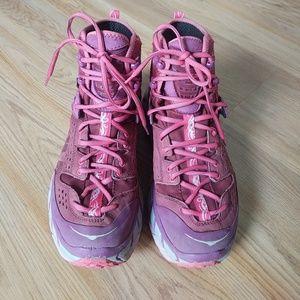 3f299243f03 Women's HOKA Tor Ultra Hi WP Hiking Boots 8.5